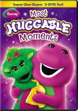 Barney: Most Huggable Moments Super-Dee-Duper [DVD]