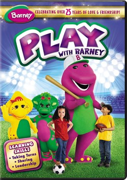 Barney: Play With Barney [DVD]