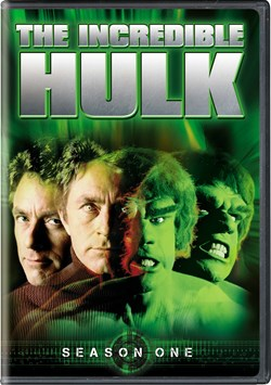 The Incredible Hulk: The Complete First Season [DVD]