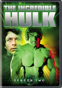 The Incredible Hulk: The Complete Second Season [DVD]