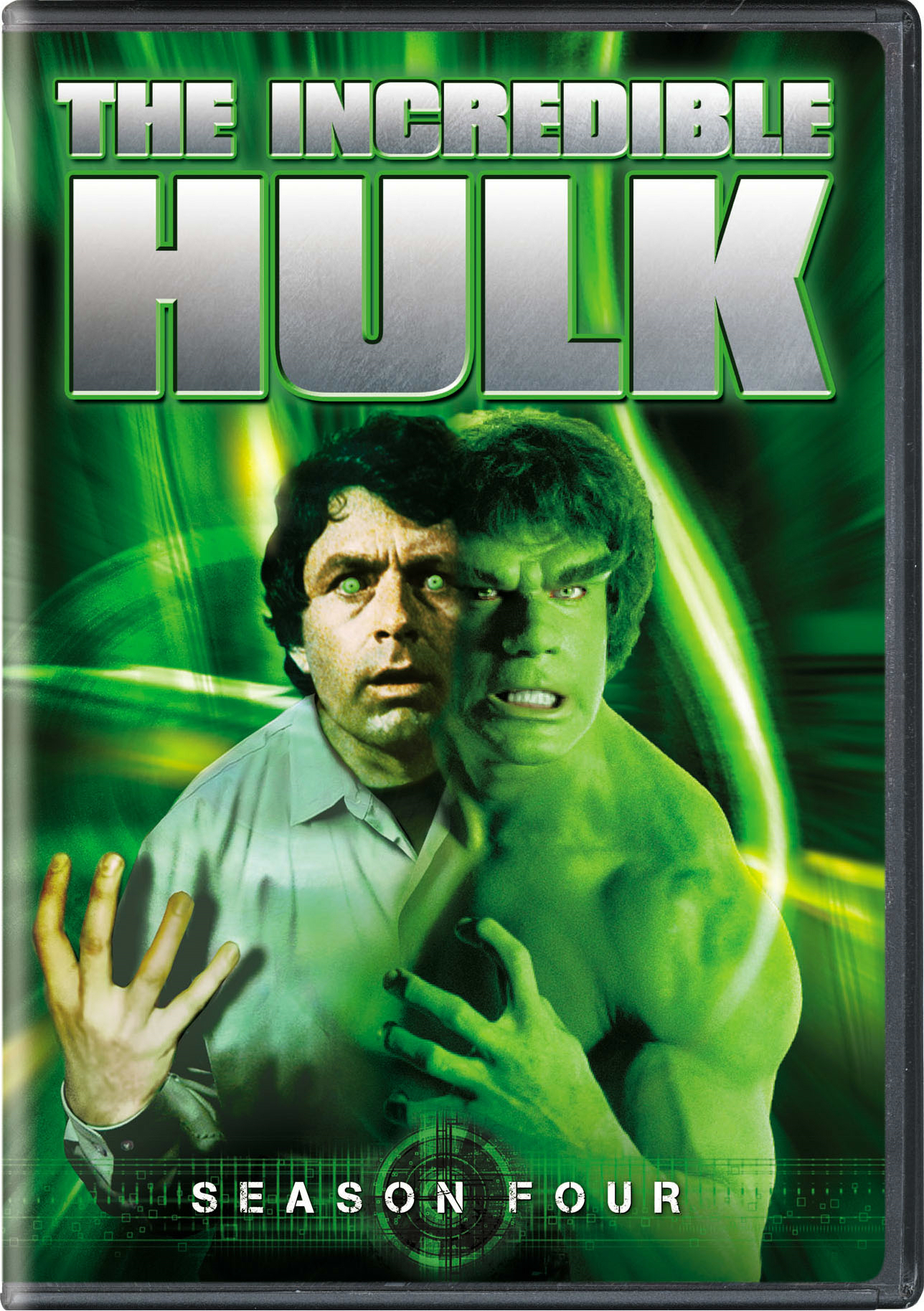 The Incredible Hulk: The Complete Fourth Season [DVD ...