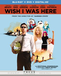 Wish I Was Here (with DVD) [Blu-ray]