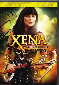 Xena - Warrior Princess: Complete Season 5 [DVD]