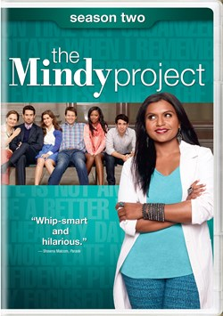 The Mindy Project: Season 2 [DVD]