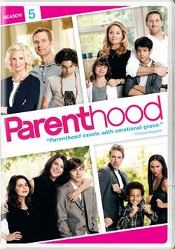 Parenthood: Season 5 [DVD]