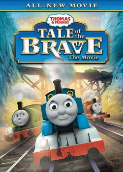 Thomas & Friends: Tale of the Brave [DVD]