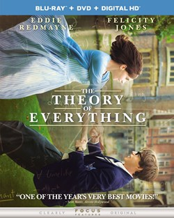 The Theory of Everything (with DVD) [Blu-ray]