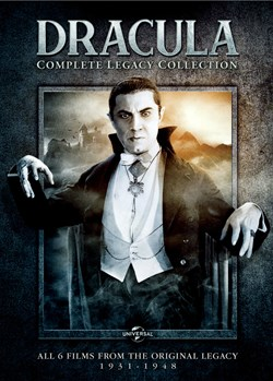 Dracula: Complete Legacy Collection [DVD]