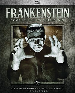 Frankenstein: Complete Legacy Collection (Box Set) [Blu-ray]