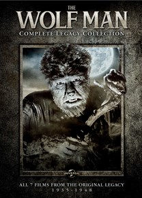 The Wolf Man: Complete Legacy Collection (Box Set) [DVD]