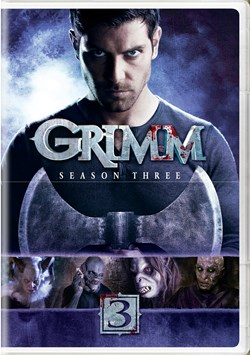 Grimm: Season 3 [DVD]