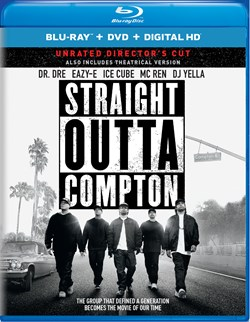 Straight Outta Compton (with DVD) [Blu-ray]