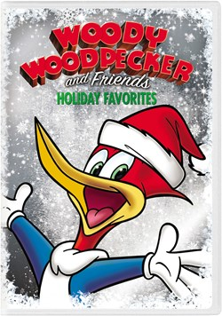 Woody Woodpecker and Friends - Holiday Favorites [DVD]