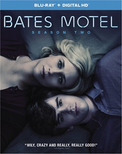 Bates Motel: Season Two (Digital) [Blu-ray]