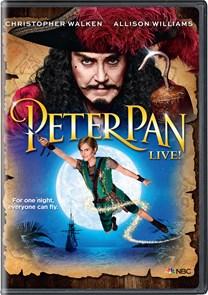 Peter Pan Live! [DVD]