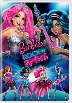 Barbie in Rock 'N' Royals [DVD]