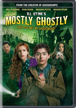 R.L. Stine's Mostly Ghostly 2: Have You Met My Ghoulfriend? [DVD]