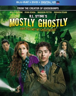 R.L. Stine's Mostly Ghostly 2: Have You Met My Ghoulfriend? (with DVD) [Blu-ray]