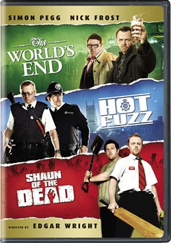Shaun of the Dead/Hot Fuzz/The World's End [DVD]