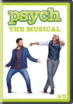 Psych: The Musical [DVD]