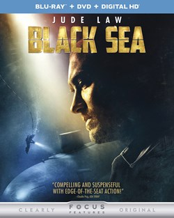 Black Sea (with DVD) [Blu-ray]