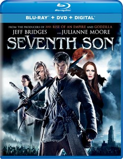 Seventh Son (with DVD) [Blu-ray]