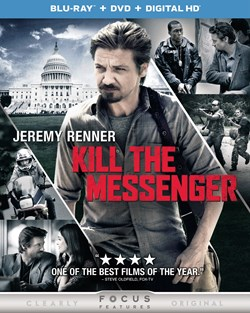 Kill the Messenger (with DVD) [Blu-ray]