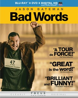 Bad Words (with DVD) [Blu-ray]