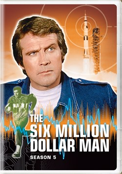 The Six Million Dollar Man: Season 5 [DVD]