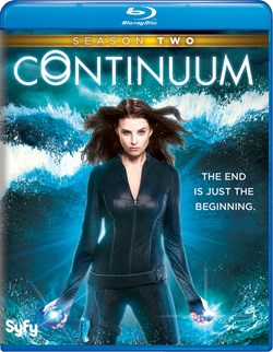 Continuum: Season Two [Blu-ray]
