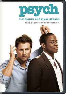 Psych: The Complete Eighth and Final Season [DVD]