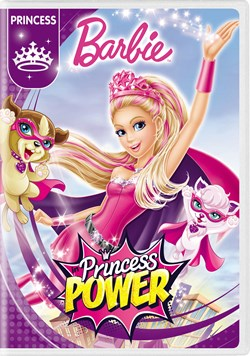 Barbie in Princess Power [DVD]