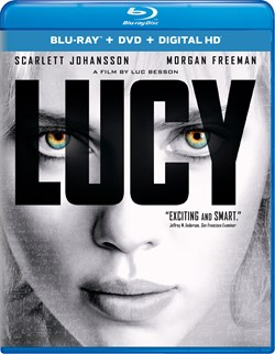 Lucy (with DVD) [Blu-ray]