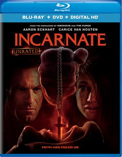 Incarnate (with DVD) [Blu-ray]