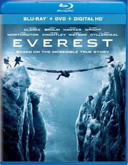 Everest (with DVD) [Blu-ray]