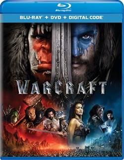 Warcraft: The Beginning (DVD + Digital) [Blu-ray]