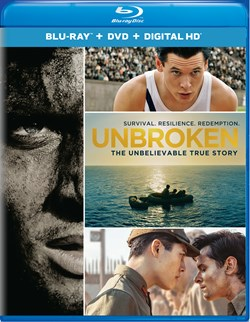 Unbroken (with DVD) [Blu-ray]