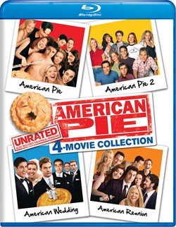 American Pie: 4 Play [Blu-ray]