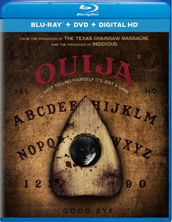 Ouija (with DVD) [Blu-ray]