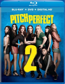 Pitch Perfect 2 (with DVD) [Blu-ray]