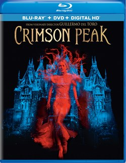 Crimson Peak (DVD + Digital) [Blu-ray]