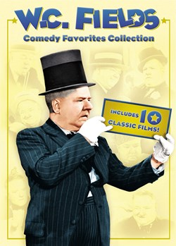 W.C. Fields Comedy Favorites Collection (Box Set) [DVD]