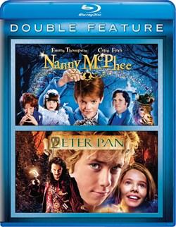 Nanny McPhee/Peter Pan [Blu-ray]