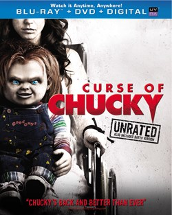 Curse of Chucky (with DVD) [Blu-ray]