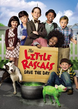 The Little Rascals Save the Day [DVD]
