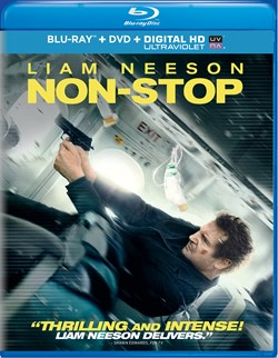 Non-Stop (with DVD) [Blu-ray]