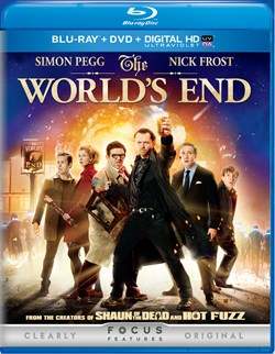 The World's End (with DVD) [Blu-ray]