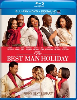 The Best Man Holiday (with DVD) [Blu-ray]