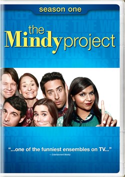The Mindy Project: Season 1 [DVD]