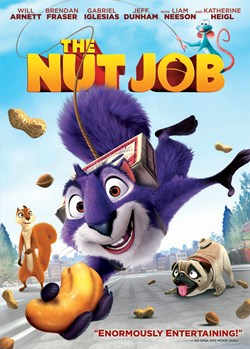 The Nut Job [DVD]
